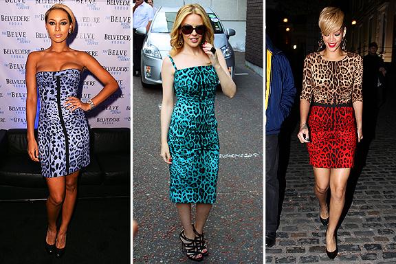 keri kylie rihanna dolce  NO+No+leopards