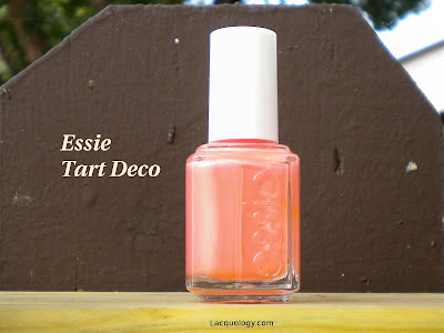 essie tart deco bottle