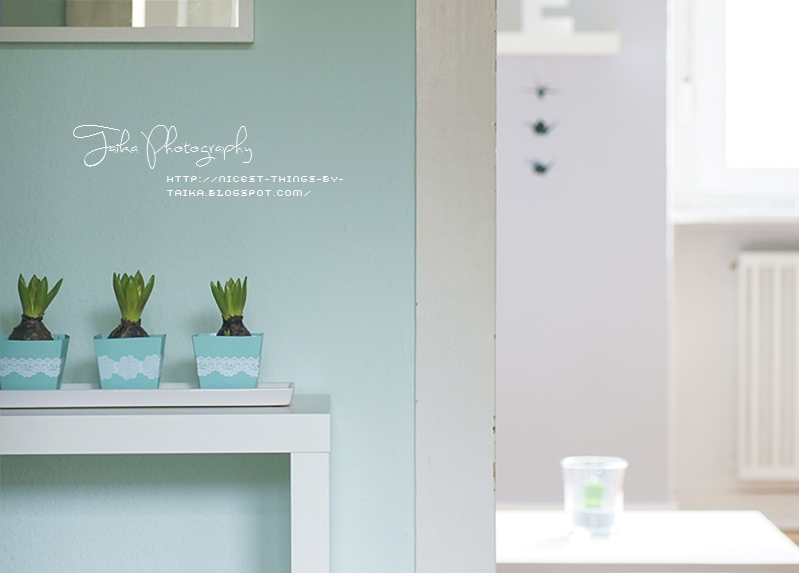 Jade Green Entrance | Nicest Things - Food, Interior, Diy: Jade ... Flur Streichen Welche Farbe