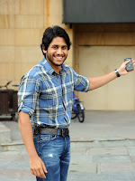 Naga Chaitanya new handsome photos stills-cover-photo