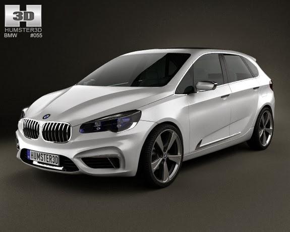 BMW Active Tourer 2013