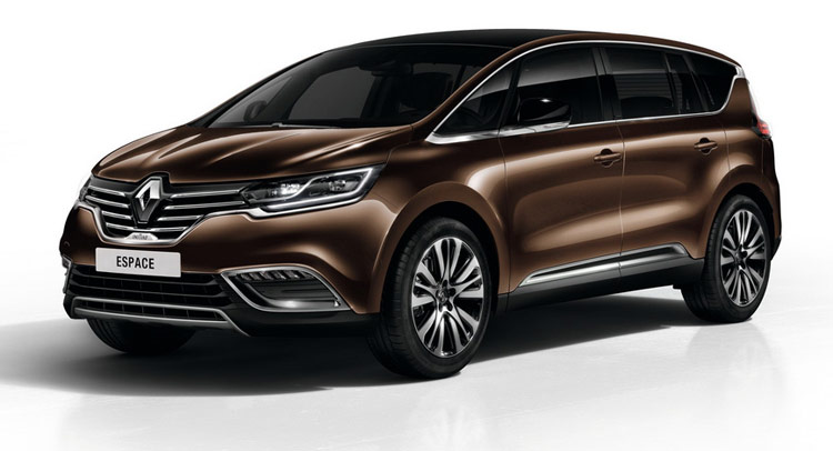 renault rolls out posh initiale paris line on all new espace and clio doctor automobile. Black Bedroom Furniture Sets. Home Design Ideas