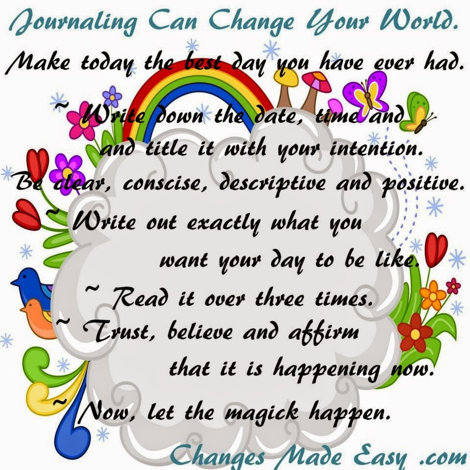 Manifesting, Psychic Training, Changes Made Easy