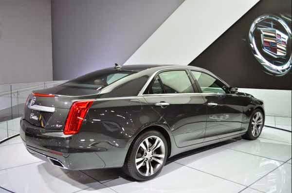 2016 Cadillac CTS Vsport Sedan Release Date