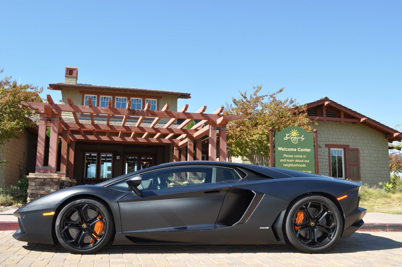 Lamborghini Newport Beach Blog