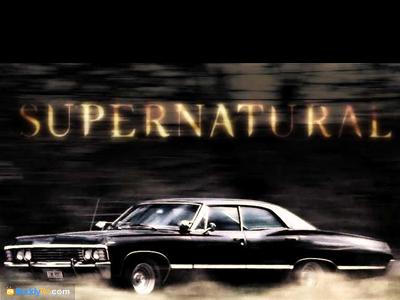Carros Envenenados  Chevy Impala 67  Supernatural  S  ra que a