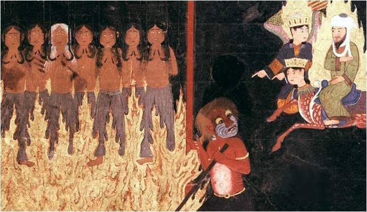תוצאת תמונה עבור בתולות בגיהנום