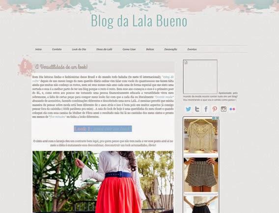 Blog Lalá Bueno