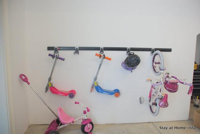 hanging garage storage