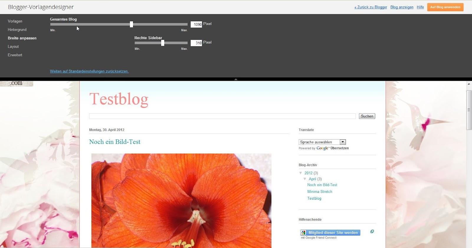Fantastisch Blogger Vorlagen Designer Zeitgenössisch ...