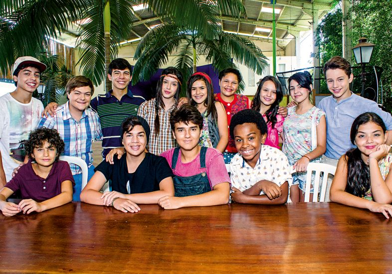 Carrossel será um filme brasileiro, com estreia em 23 de julho de 2015
