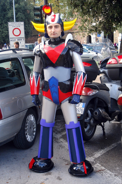 COSPLAY GOLDORAK GRENDIZER Goldorak-cosplay001