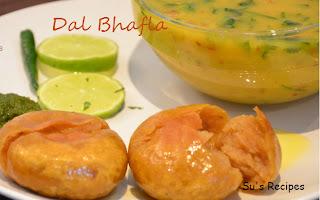 dal bafla, Bhati, bafla, rajasthan authentic dish dal bhati churma