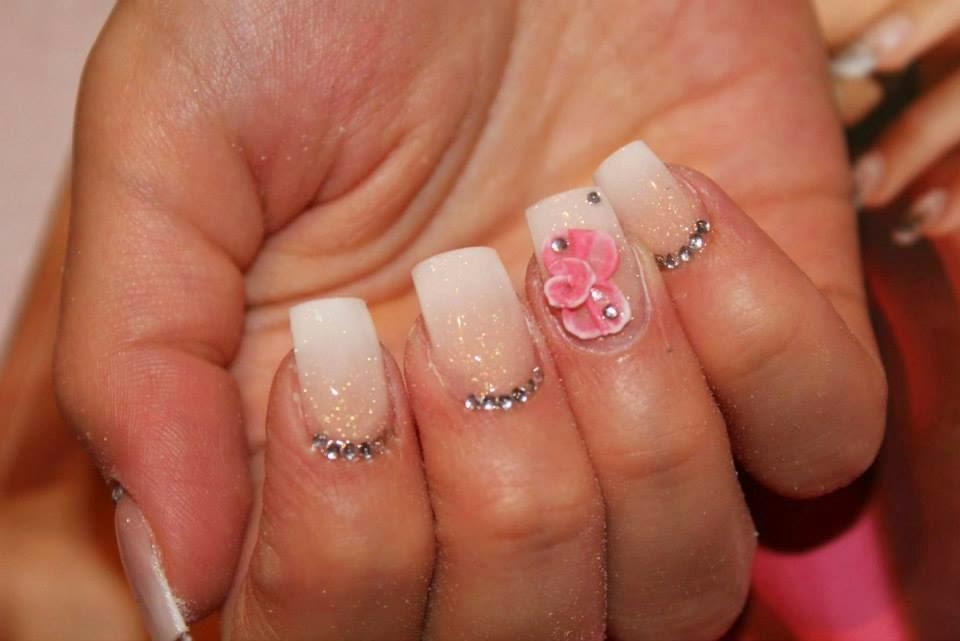 Preciosos diseños para tus uñas!