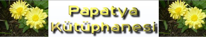 Papatyakutuphanesi