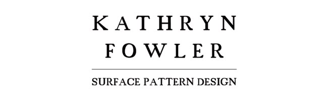 Kathryn Fowler - Surface Pattern Design