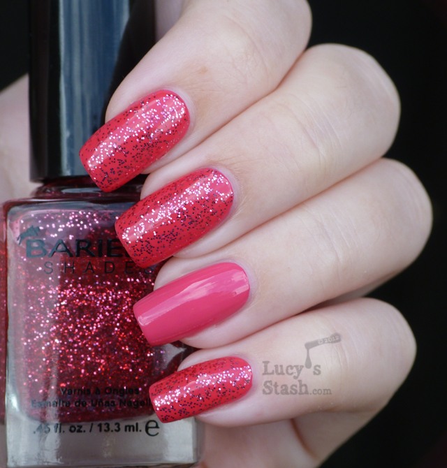 Lucy's Stash - Barielle Cherry Blossom Sparkler