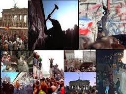 Queda do Muro de Berlim   Novembro/1989