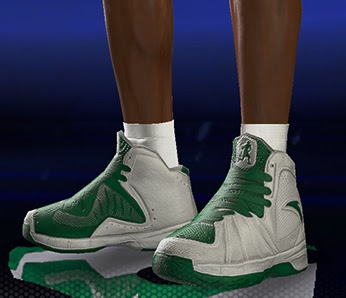 NBA 2K14 Rajon Rondo Anta RR1 Shoes