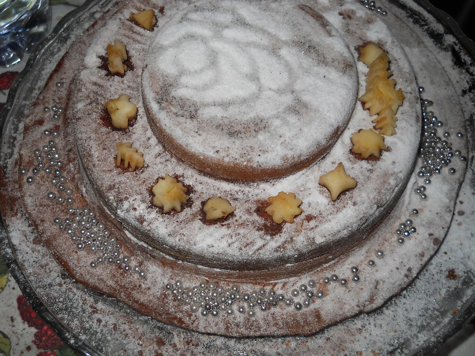 Cioccolato amaro torta a tre piani da decorare for Piani a tre piani