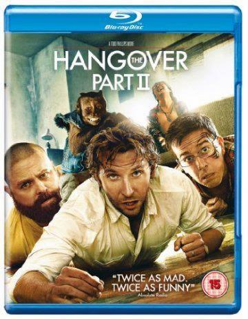 The Hangover 2 2011 Dual Audio Hindi Eng BRRip 300Mb