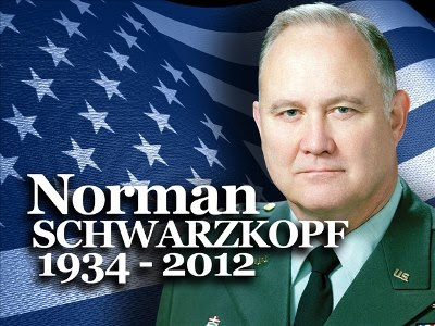 Norman Schwarzkopf, US Army, army, defense