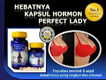Kapsul Hormon Perfect Lady !
