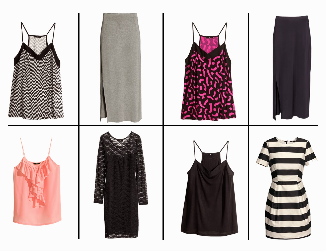 H&M Has The Right Essentials For Spring