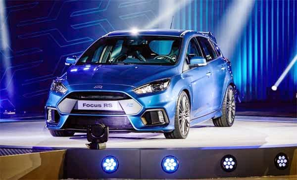 2017 Ford Focus RS Concept Review