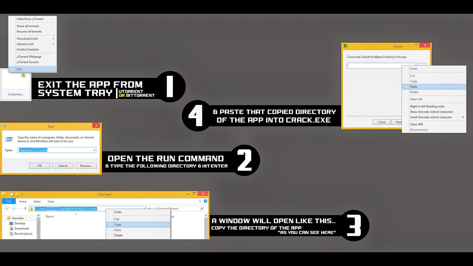 uTorrent PRO 3.4.2 build 38758 Stable + Crack Screenshot 1