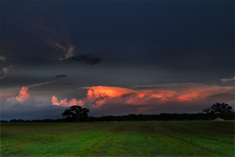 Prairie Sunset II