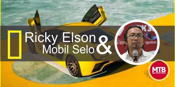 Ricky Elson, Pencipta Mobil Listrik Yang dikebiri Penguasa