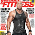 Download » Dwayne Johnson (The Rock) 2015 Cover Of Muscle & Fitness Magazine
