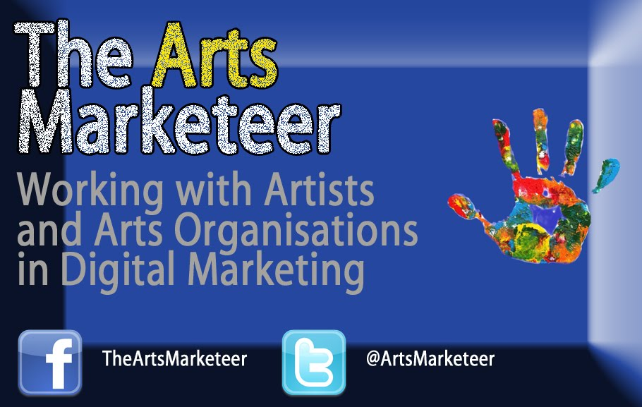 The Arts Marketeer