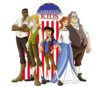 Revolutionary War History, animated series, dhx media, Mill Creek Entertainment