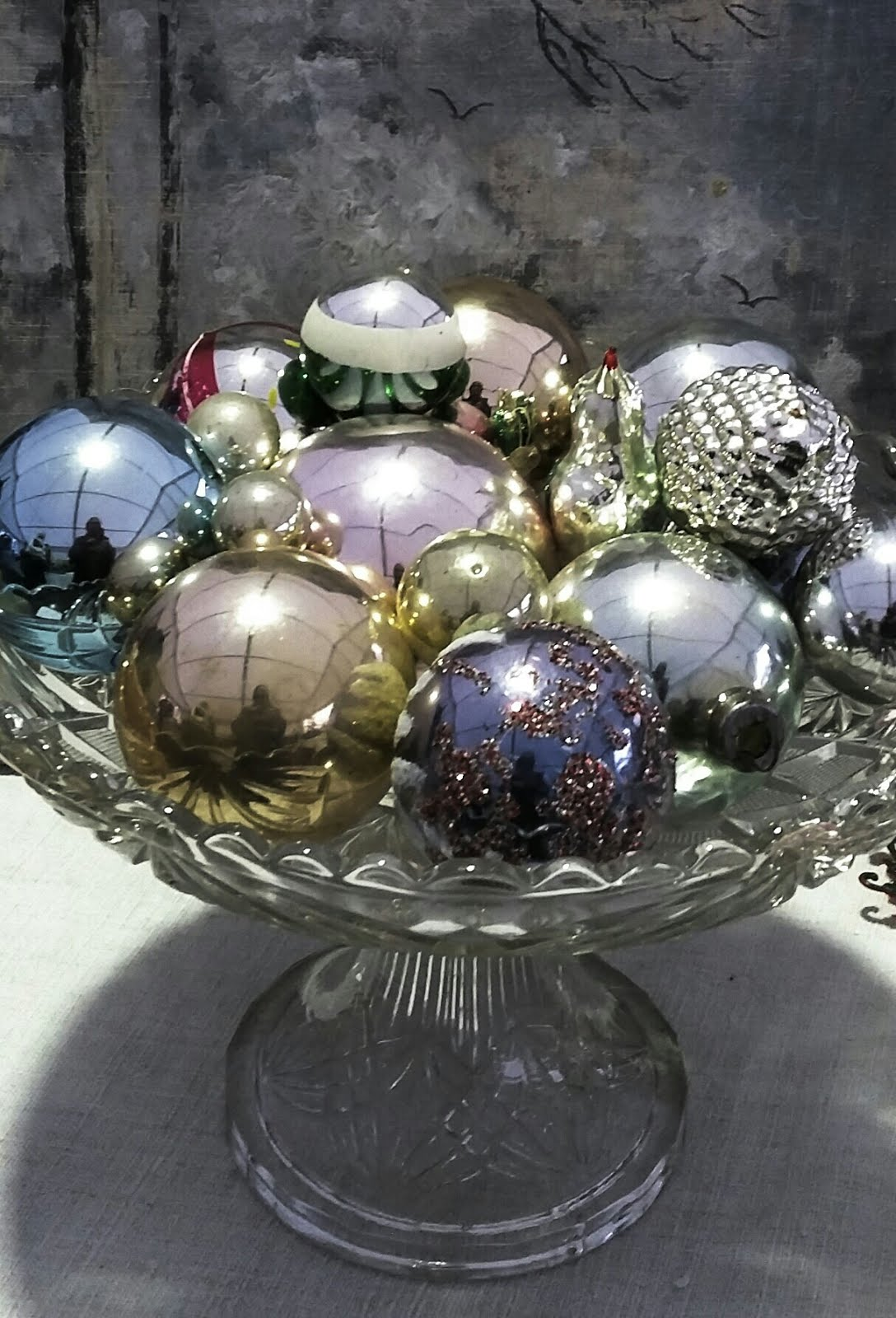 Christmas Brocante at The Larmer Tree, click on image for details