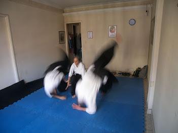 La mujer en el arte marcial
