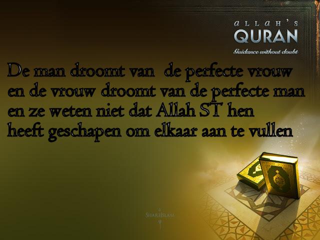 Citaten Quran : Citaten en wijze woorden uit de islam man vrouw