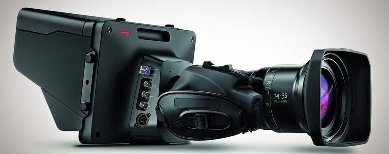 Kamera broadcast terkecil dunia, Blackmagic HD Studio Camera