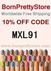 Get 10% off at Born Pretty Store!