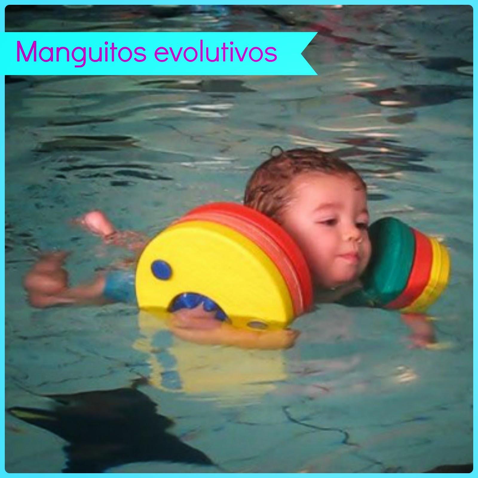 Subida en mis tacones ocio en familia cosas molonas for Manguitos piscina