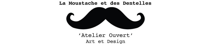 La moustache et des dentelles