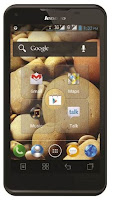 Lenovo S880 Black, android phone lenovo, Dual-SIM