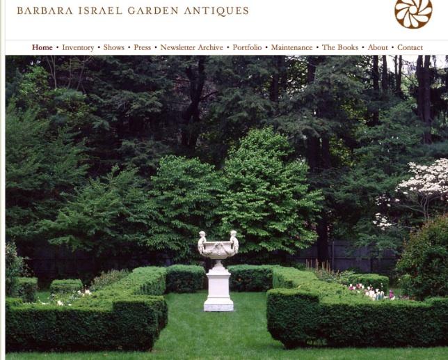 Garden Glamour by Duchess Designs New York Winter Antiques Show