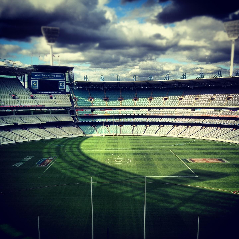 Stadium Lights Capacity: Melbourne Cricket Ground: One Of The Largest Stadium In