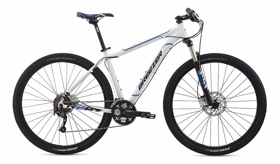 2014 Breezer Storm Comp 29 29er Bike