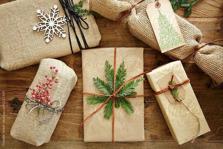 Как упаковать подарки на новый год своими руками