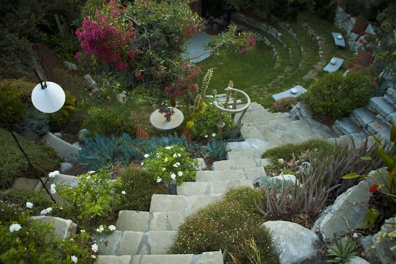 Paradis express folly bowl garden for Garden folly designs