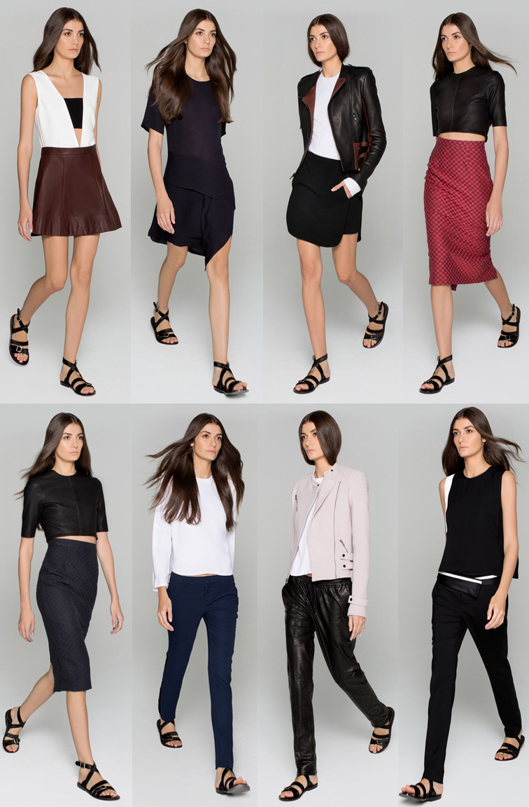 A.L.C. Resort Pre-fall 2014 Collection