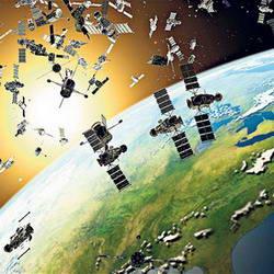 Pelenyap Satelit Sampah Luar Angkasa